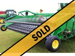 2010 JD 615P 15' - SOLD