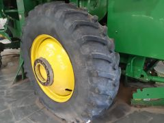 John Deere JD STS duals kit for sale. 20.8R38 radial tires, 7/10 condition.