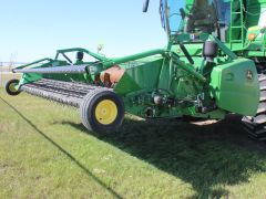 John Deere 615P complete pickup header for sale. 15', fits late STS & S-Series.