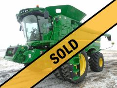 2014 JD S690 - SOLD