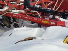 Bourgault 3310-65' PHD Rear Hitch