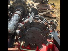 Secondary manifolds from a Bourgault 5710 air drill. 12 ports. Sold with one year warranty.