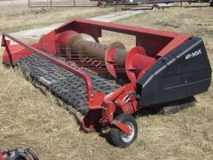 1997 Case IH 1015 13' Complete Pickup Header