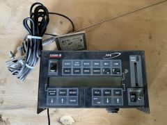 Case IH AFS Black Box YM2000 Monitor for 88 series combines. Comes with antenna and data card. Part #222694A5.