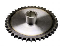 Feeder Sprocket (40 Teeth)