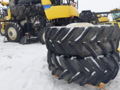 CNH Factory Duals (New Holland CR8090)