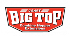 John Deere 9600-9660W Crary Big Top Hopper Extension