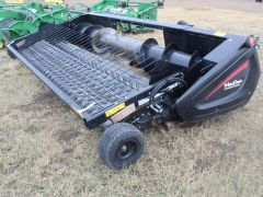 MacDon PW8 15' complete pickup header for sale at Combine World.