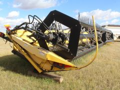 New Holland 994 36' rigid draper swather header for sale.