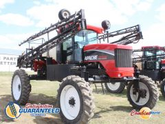 Apache AS1000 sprayerfor sale. 90', 1000 gal, Raven GPS controller, Outback E-drive steering. Please contact us for more details.