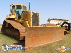"CAT D6N dozer for sale. 19,137 hrs, 5spd, 6-way blade (13' x 40""), 7' ripper, 34"" tracks, undercarriage 75%, decent condition, nice unit."