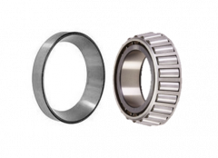 Quadtrac Bearing Cup and Cone