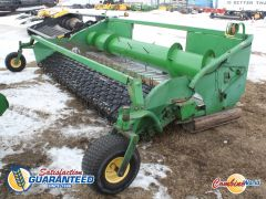 John Deere 914 complete pickup header. New belts & teeth, auger nice, wg, poly floor kit, field lights, for 9400/9500/CTS/CTS II.