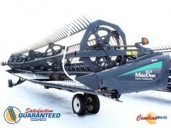 2013 MacDon FD75-S 40' header for sale at Combine World.