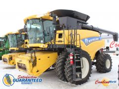 2007 New Holland CR9070