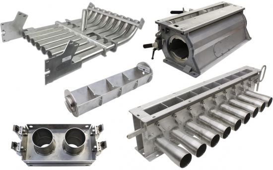 Stainless Steel Seeding Parts