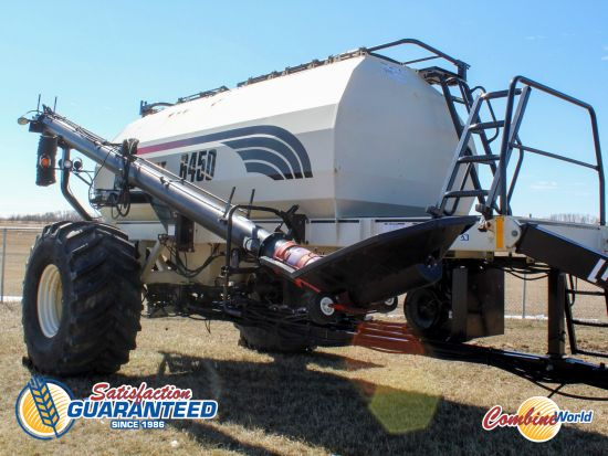 2006 Bourgault 6450 TBT Air Cart