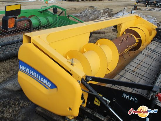 2013 New Holland 790CP-15 Complete Pickup Header